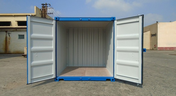 Small Steel Containers | Pickerings